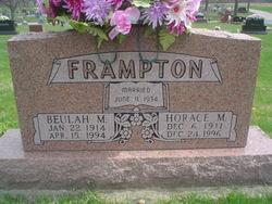 Beulah M. Frampton