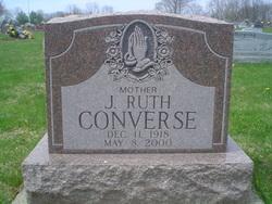 Geneva Ruth Jennie <i>Muir</i> Converse