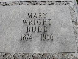 Mary <i>Wright</i> Budd