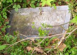 Virgie Ann <i>Trapp</i> McClain