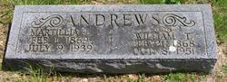 Martilla Leona <i>Hawkins</i> Andrews