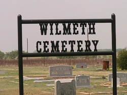 Wilmeth Cemetery
