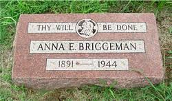 Anna <i>Luders</i> Briggeman