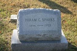 Hiram C Sparks