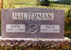 Ida Matilda <i>Whitmer</i> Halterman