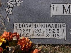 Donald Edward Metz