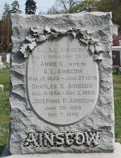 Annie K. Ainscow