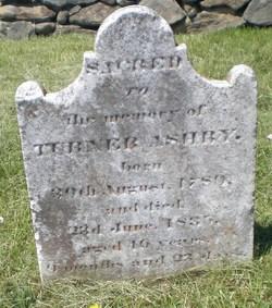 Col Turner Ashby