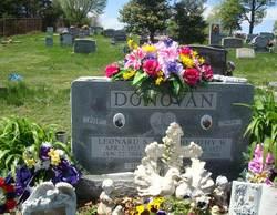 Leonard Scott Donovan, Sr