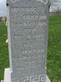 Mourning Anderson