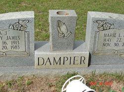 Maggie Marie <i>Luke</i> Dampier