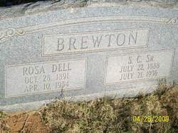 Rosa <i>Dell</i> Brewton