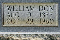 William Don Pierce
