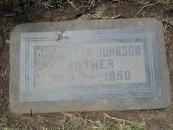 Alfaretta <i>Lambkin</i> Johnson