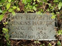 Mary Elizabeth <i>Jenkins</i> Harper