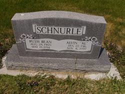 Ruth <i>Bean</i> Schnurle