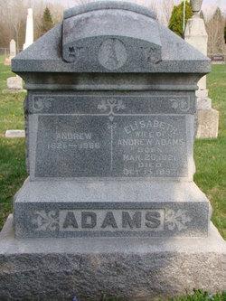 Elizabeth <i>Elliott</i> Adams