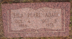 Eila Pearl <i>McGinnis</i> Adair