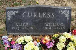 Alice <i>Putnam</i> Curless