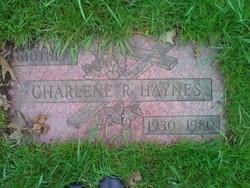 Charlene Ruth <i>Beck</i> Haynes