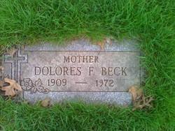 Dolores <i>Smith</i> Beck