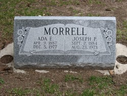Joseph Pearson Morrell