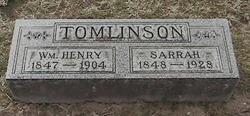 Sarrah C. <i>Davis</i> Tomlinson