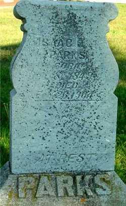 Isaac James Parks