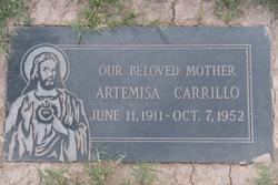 Artemisa <i>Andrade</i> Carrillo