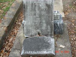 Jacob Baum, Jr