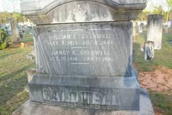 William E Caldwell