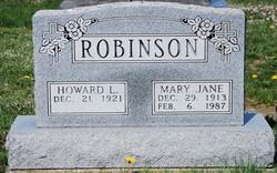 Mary Jane <i>Riffle</i> Robinson