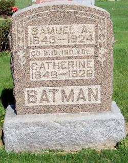 Catherine Batman
