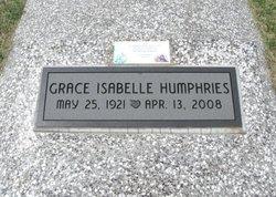 Grace Isabelle <i>Mattocks</i> Humphries