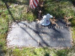 Sgt Jeffrey L Danforth