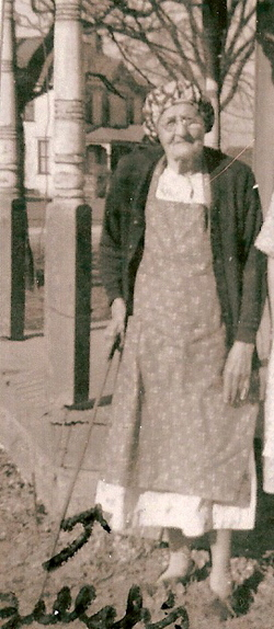 Mary Etta <i>Norman</i> Canaan