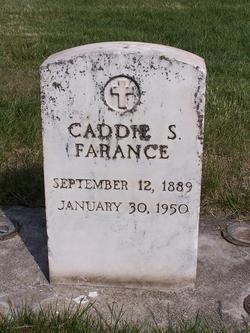 Caddie Sue <i>Jordan</i> Farance