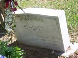 Eugene Rhame Behlmer