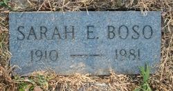 Sarah E. Boso