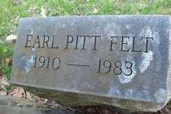 Earl Pitt Felt
