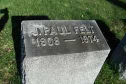 J Paul Felt