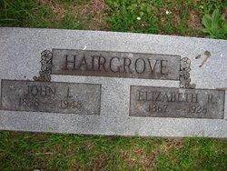 John Larkin Hairgrove