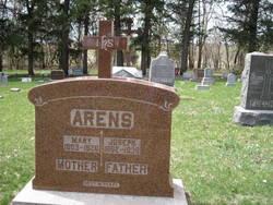 Mary <i>Kleinschmidt</i> Arens