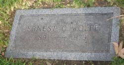 Ernest Celvester Wolfe, Sr