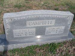 Margaret <i>Woodmansee</i> Campbell