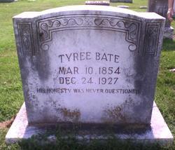 Tyree Bate