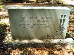 Zipporah <i>Downs</i> Hamilton