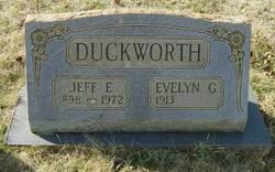Evelyn Grace <i>Fristoe</i> Duckworth