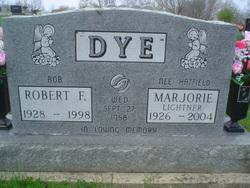 Marjorie <i>Hatfield</i> Dye