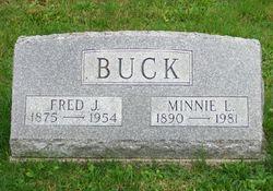 Frederick Julian Buck, Sr